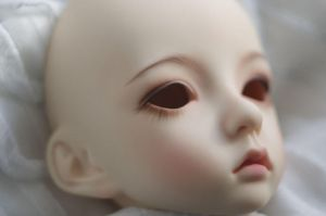 make-up for Dollstown Deogi in process by katzzen