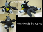 Sonicboom Plush by K3RI1