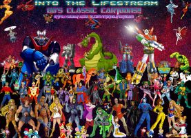 80's Dream with us by Gyaldhart