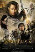 Block B Lord Of The Rings by FreyaBigg