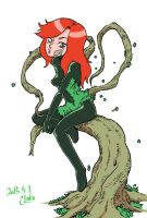 Poison Ivy:New52! by Y0KO