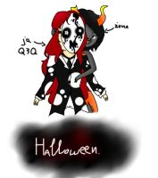 Halloween by Longownica