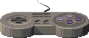 Obligatory SNES Controller by Goodlyay