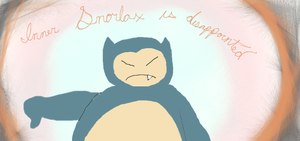 inner snorlax is disappointed by coinoperatedbear