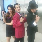 Triple Threat - Fujiko, Lupin and Jigen by japanesenagi