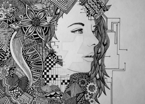 'Welcome to the inner workings of my mind' by yoyieez