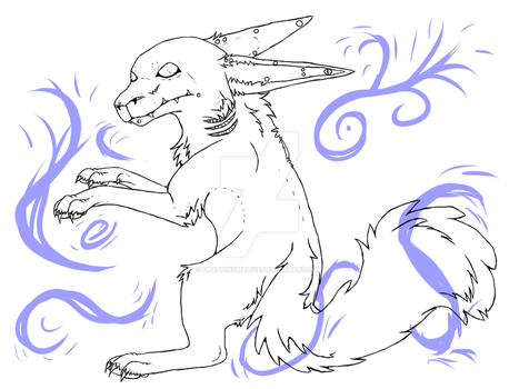 Mystic water :lines: by DrappingMalice