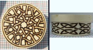 Little Knotwork Box by laurapalmerwashere