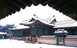 Korean Old Palace 2 by cgh30217