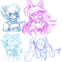 Requests Batch 1 Yea  by Twilight-Entropy