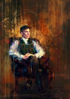 Thomas Shelby by WisesnailArt
