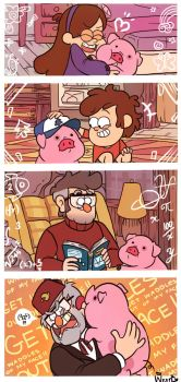 Waddles Therapy works for everyone by wernwern