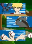 Catch me if you can - Kanto 2 by jeazard
