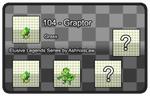 104 - Graptor by AshnixsLaw