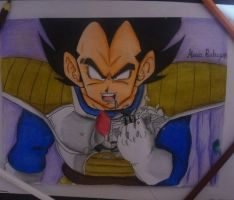 OVER 9000 by AlexiaRodrigues