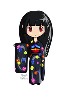 Chibi Ai by Rin-Claymore