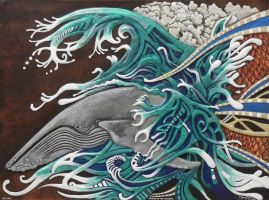 Dream of the Humpback by kevindyer