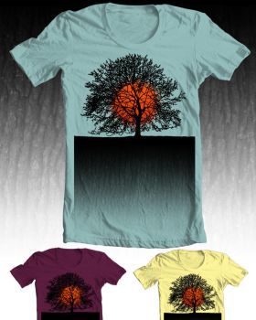 Threadless Submission: Haze by foxtopus-jones