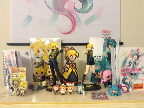 Vocaloid shrine upd8 by Ask-Tei-the-Yandere