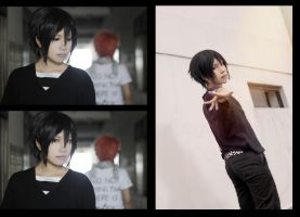 Maoh JUVENILE REMIX cosplay by Ainukai