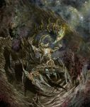 Encrusted in silence by Teulius