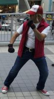 Terry Bogard Cosplay 31 by IronCobraAM