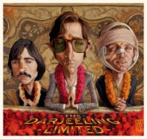 The Darjeeling Limited by gabrio76