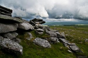 Littaford Tor by adamlack