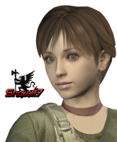 Rebecca Chambers - Render 1 by snakeff7