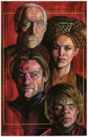 House Lannister by thedanika