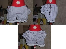 Ruffle Bloomers by DustedRose