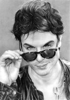 Ian Somerhalder by Metlina-chan