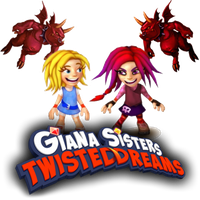 Giana Sisters: Twisted Dreams by POOTERMAN