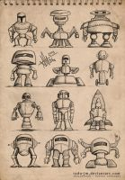 Sketchbook ROBOTZ Concepts 3 by radu-jm