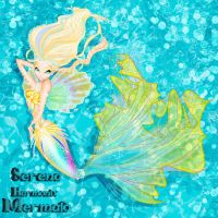 Serena Harmonix Mermaid Couture by MkE7