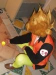 CELL GAME JACKET 59 by SONGOKU-COSPLAY