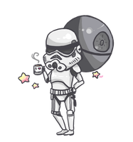 Stormtrooper by wivimon