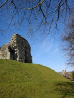 Christchurch Castle by paters87