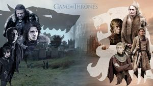 Game of Thrones by fragmateo