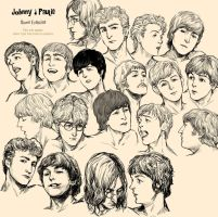 Johnny and Paulie by fionafu0402
