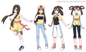 Rosa alt outfits by Hapuriainen