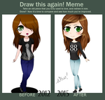 Draw this again - Meme by Shyoia