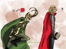 Ole! Loki by Purple-Maiden