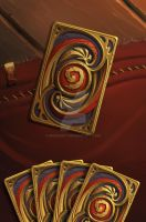 Hearthstone Fan Art Honour Card-back by mohzart