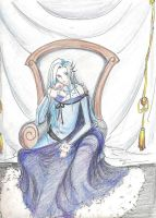 Depths of an Icy Throne by finalfantasyharu