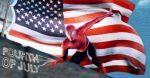 Spider-man's 4th of July by Andr-uril
