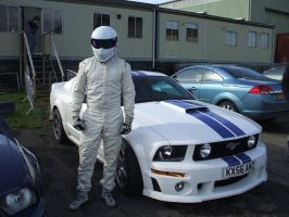 The Stig by cheedragen
