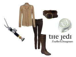 A Jedi's Apparel by SouthernImagineer