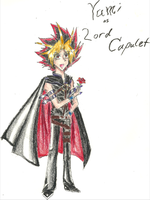 Yu-gi-oh Romeo and Juliet- Yami- Lord Capulet by Legend-of-Yaoi