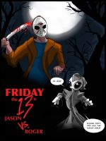 Friday the 13th by caostrout